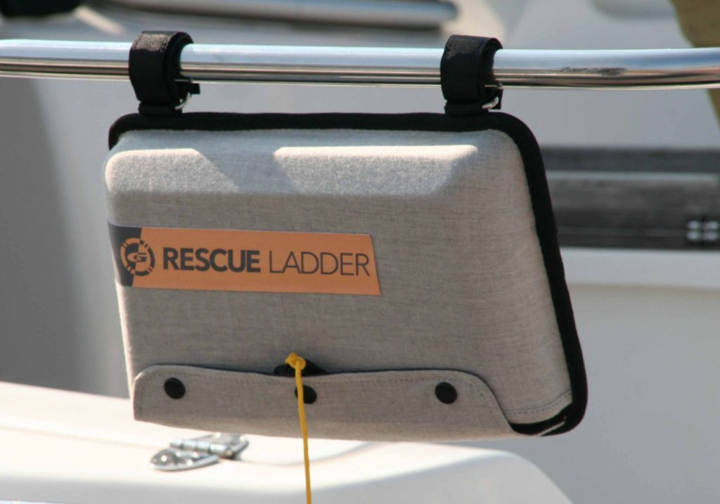 Rescue ladder